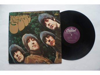 ** The Beatles ‎– Rubber Soul **