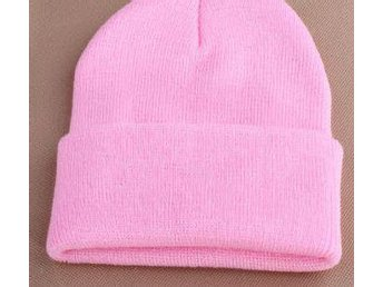 (SKU00208) 100% vivid and fashion men/women unisex hat –Pink