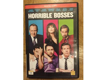 Horrible Bosses - DVD