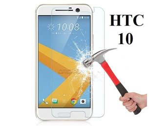 HTC 10 Tempered Glass Skärmskydd 0,26mm