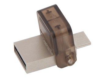 Kingston 64GB DT MicroDuo USB 2.0 micro USB OTG - Höganäs - Kingston 64GB DT MicroDuo USB 2.0 micro USB OTG - Höganäs