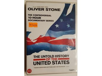 Dvd The untold history of the United states 4st disc - Sundsvall - Dvd The untold history of the United states 4st disc - Sundsvall