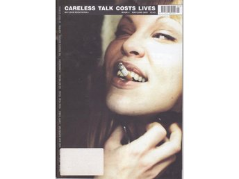 CARELESS TALK COSTS LIVES ISSUE 4 MAY/JUNE 2003
