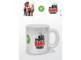 Big Bang Theory Mugg Logo