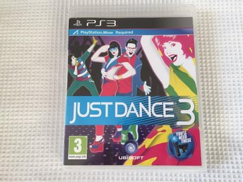 Playstation Just Dance 3 PS3