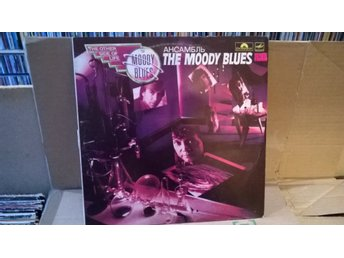 The Moody Blues, LP