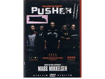 Pusher II - Mads Mikkelsen, Leif Sylvester - Linköping - Pusher II - Mads Mikkelsen, Leif Sylvester - Linköping