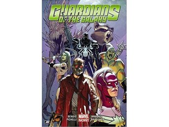 Guardians of the Galaxy by Bendis Vol. 2 INBUNDEN (OHC)