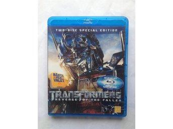 BluRay - Transformers revenge of the fallen - Kallinge - BluRay - Transformers revenge of the fallen - Kallinge