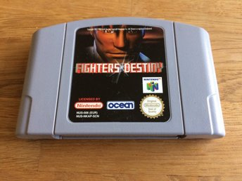 Fighters Destiny till Nintendo 64 , PAL / SCN