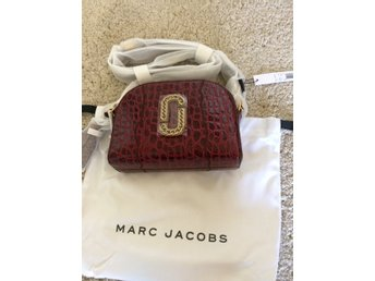 Marc Jacobs croc shutter bag - Uppsala - Marc Jacobs croc shutter bag - Uppsala