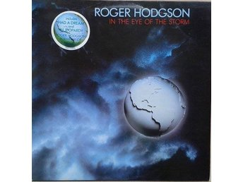 Roger Hodgson title* In The Eye Of The Storm *Pop Rock LP EU