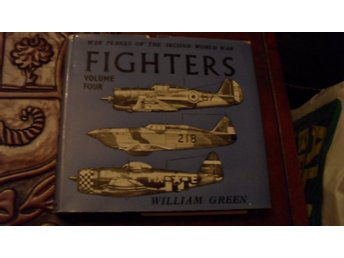 WAR PLANES OF THE SECOND WORLD WAR FIGHTERS VOLUME FOUR WILLIAM GREEN  MACDONALD