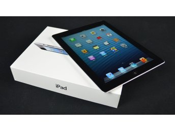 iPad 32 GB (4:e generationen) Wi-Fi + Cellular 4G Vit Modell 1460