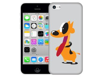iPhone 5C Skal Glad Hund