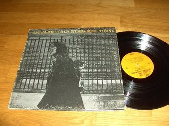 Neil Young Lp. After the gold rush