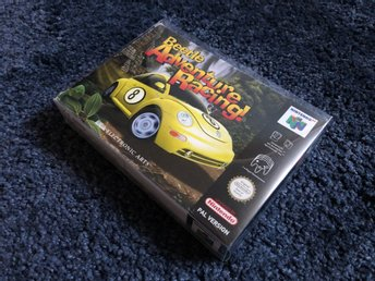 Beetle Adventure Racing CIB - Nintendo 64 N64