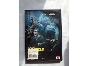 DVD - Into The Grizzly Maze