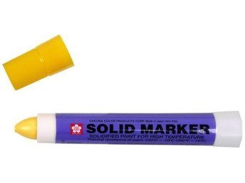 Sakura Solid Marker Yellow
