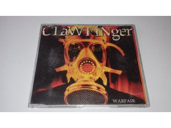 Clawfinger - Warfair CD Singel