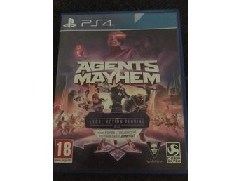 Agents of mayhem ps4