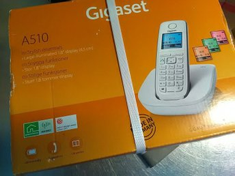 "Gigaset A510, stor 1,8""-display. NY."