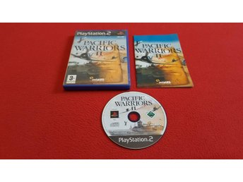 PACIFIC WARRIORS 2 till Sony Playstation 2 PS2