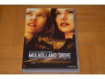 Mulholland Drive ( David Lynch Naomi Watts ) - 1998 - DVD