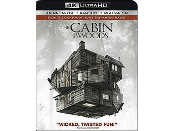 Cabin In The Woods (BLU-RAY 4K ULTRA HD + BLU-RAY)