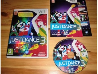 Wii: Just Dance 3 Special Edition