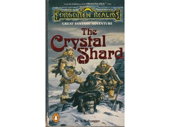 The crystal shard - R.A. Savlatore