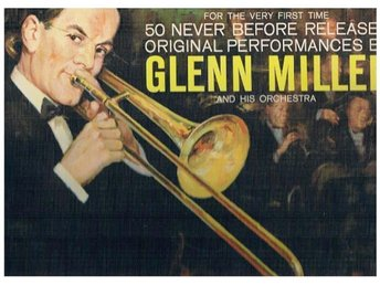 GLENN MILLER For The Very First Time RCA 3 LP LPM6100