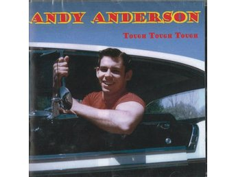 CD Buffalo Bop 55161 Andy Anderson