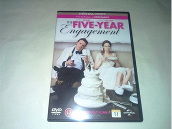 The Five Year Engagement (Jason Segel, Emily Blunt)