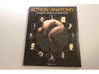 Action anatomy - for gamers, animators and digital artists