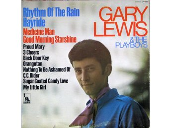 LP Gary Lewis and the Playboys