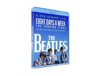The Beatles: Eight Days a Week - The Touring Years (Blu-ray) - Heberg - The Beatles: Eight Days a Week - The Touring Years (Blu-ray) - Heberg
