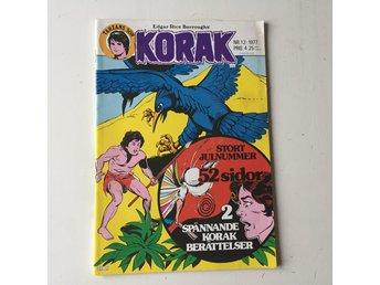 KORAK NR12 1977 - Frövi - KORAK NR12 1977 - Frövi