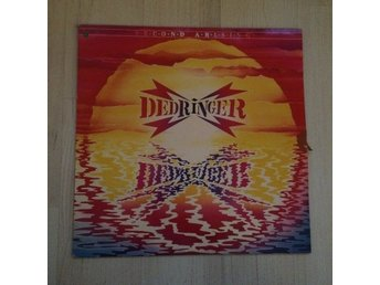 DEDRINGER - SECOND ARISING. (LP)