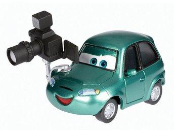Dash Boardman - Cars bilar 2 - metall - original - Trelleborg - Dash Boardman - Cars bilar 2 - metall - original - Trelleborg