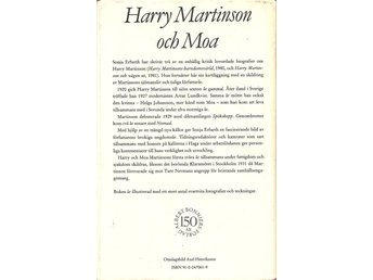 Sonja Erfurth: Harry Martinson och Moa. 1920-1931.