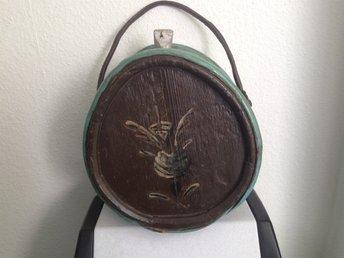 Unik gammal fin antik Träkagge/tunna Öl eller Whisky kagge - Knislinge - Unik gammal fin antik Träkagge/tunna Öl eller Whisky kagge - Knislinge