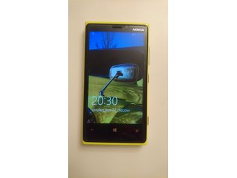Windows Phone Nokia 920 Gul