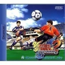 Virtual Striker 2 - Sega Dreamcast