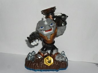 Skylanders Swap force UPPGRADERAD figur Rubble rouser