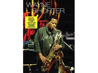 Shorter Wayne: Live at Montreux 1996 (DVD)
