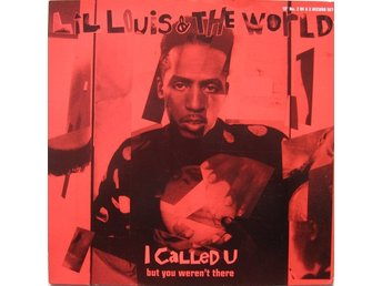 "Lil Louis – I called you / Blackout (Ffrr 12"")"