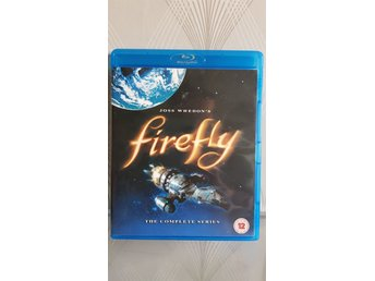 Firefly the complete series bluray Serenity joss whedon