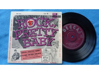 "EP ""ROCK, PRETTY BABY PART 2"" - 1957"