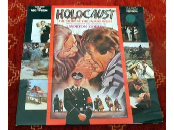 HOLOCAUST Org Soundtrack 1978 RCA UK NBC  Nazi Tyskland